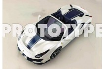 1/18th BBR Ferrari 488 Pista Spider Pebble Beach Launch Version