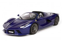 1/18th BBR LaFerrari TDF Blue