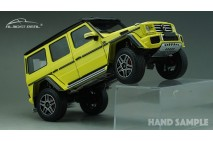 1/18 Almost Real Mercedes Benz G500 4x4 Yellow