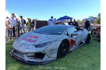 1/18th Davis Giovanni LB Huracan Drift Goodwood Festival Of Speed 2019
