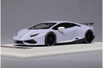 1/18th Davis Giovanni Novitec Huracan N-Largo Avio Edition Matt Grey