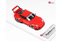 1/43th Fuelme RWB 993 Red Fishbone
