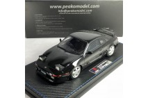 1/18 Toyota MR2 SE20 1994 Black by JP Hobby