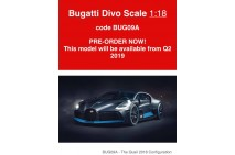 1/18th MR Bugatti Divo
