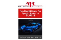1/18th MR Bugatti Chiron Pur Sport