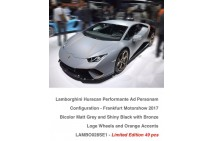 1/18th MR Lamborghini Huracan Performante Ad Personam