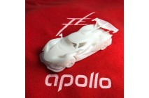 1/64 Apollo IE White limited 1000pcs by Peako Model