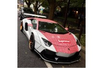 1/43 D&G LB Aventador LP700 Supreme x LV exclusive edition limited 30pcs