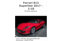 1/18th BBR Ferrari 812 Superfast 2017