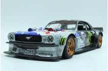 1/18 Ford Mustang Hoonigan  V2 1965 Ken Block  Edition by Top Marques