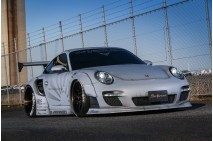 1/18 LB Performance Porsche 997 Turbo by Track Collection