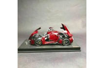 1/18 Lykan Hypersport in Red with Open/Close parts by Buonarte